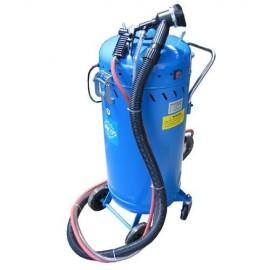 Prenosiva peskara sa ugrađenim vakuumom 105L LN-SB28