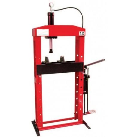 Hidraulična presa 30t - Werther PR30PM