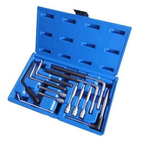 Set alata za skidanje vazdušnih jastuka 12 kom KA-3978A / MG50219 - 14812