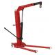 Hidraulični kran (roda) 1000 kg sklopiva - Werther W108SE/LPG