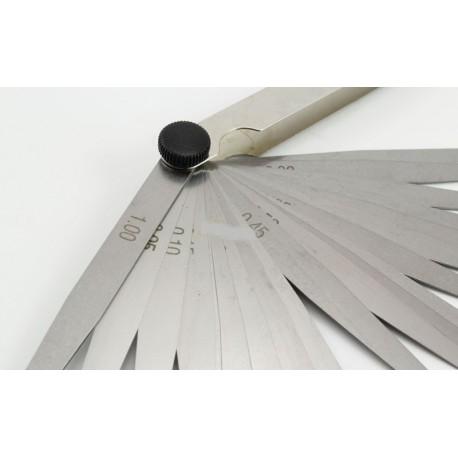 Merni listići 20kom 0.05-1 mm AI060020