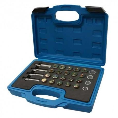 Set alata za popravku čepova za ispuštanje ulja, M13, M15, M17, M20 MG50324 - 60324