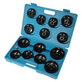 Ključevi za filtere ulja 14kom MG50037 - 60037