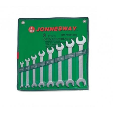 Set dvostrano vilastih ključeva 8 kom W25108S