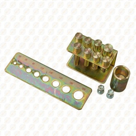 Adapteri za hidrauličnu presu TL0500PP