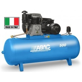 Kompresor 500L Abac PRO B6000 FT7.5 50123