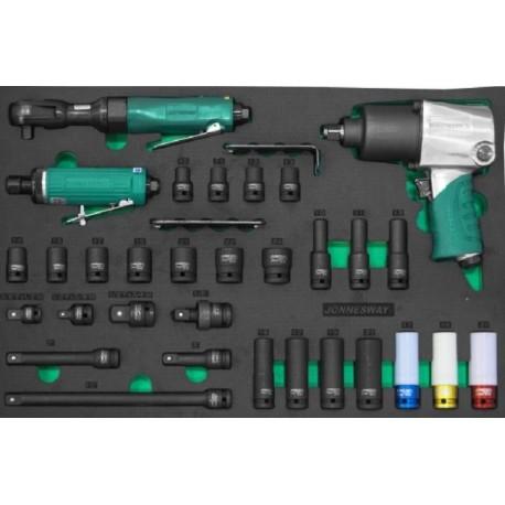 Set alata sa pneumatskim odvijačem JA-C231SV