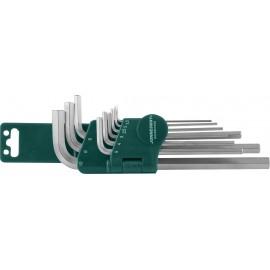 Imbus ključevi ravni 9 kom H02SM109S