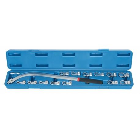 Ključevi za španere sa adapterima 14kom 50635C