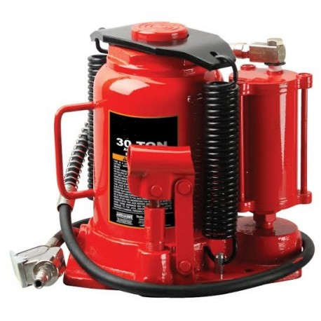 Ručna pneumatsko hidraulična dizalica 30T TRQ30002