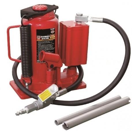 Pneumatsko hidraulična dizalica 20T TQ20002