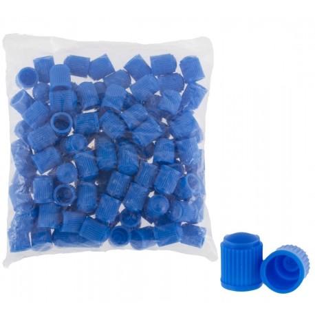 Ventil kapice plave 100 kom 030063