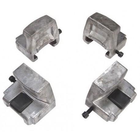 Aluminijumski protektori za kandže za teretnu demonterku 4kom T-AP