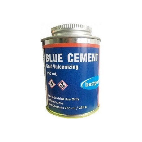 Cement lepak Plavi 250ml Best Blue