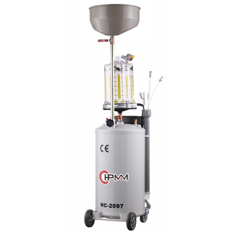 Istakalica ulja sa vakuumom i menzurom 80L HC-2097