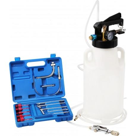 Alat pneumatski za zamenu ATF ulja u menjačima 60642