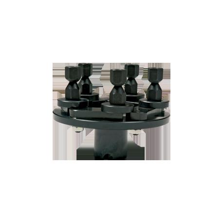 Adapter za balanserku za felne bez centralne rupe WU-2P