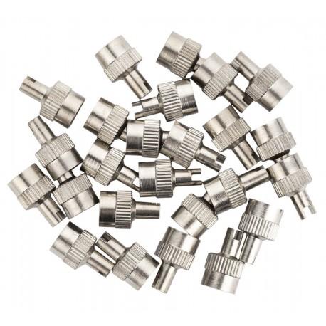 Metalna kapa za ventil 25kom 030058
