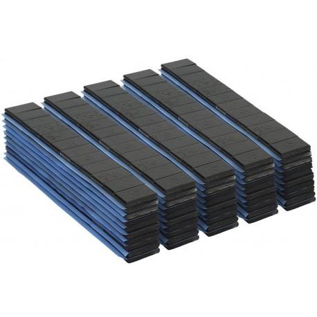 Lepljivi teg za alu felne 5gr crni 3kg 010260