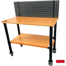 Radni sto sa točkićima i panelom WB1210W4SP