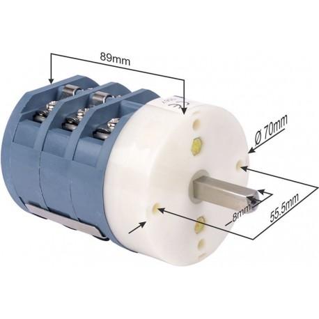 Rezervni deo prekidač za motor za dvostubnu dizalicu 260011